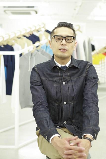 ALOYEデザイナー中沢理洋