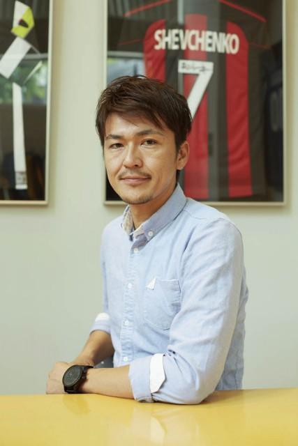 元プロサッカー選手/キャプテン翼スタジアム支配人前田義貴