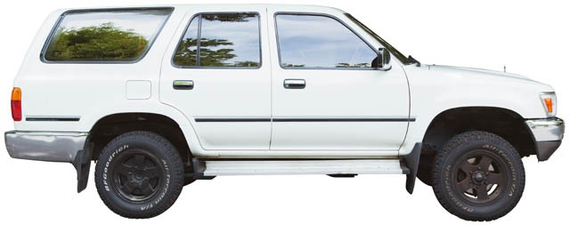 SIDE.TOYOTA HILUX SURF 2.0 SSR LIMITED