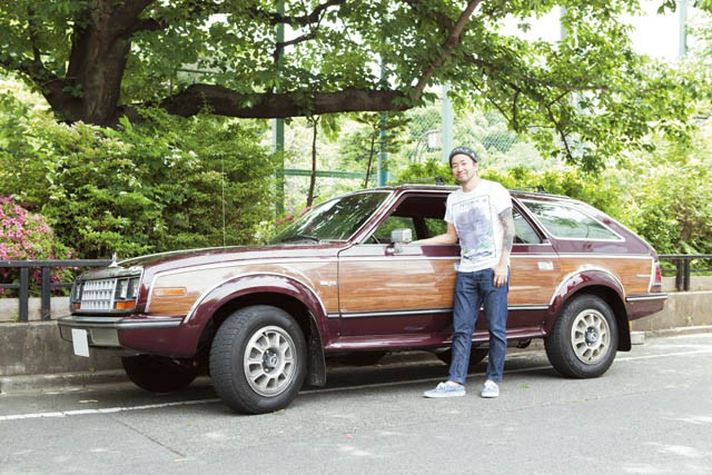 横町 健氏 DATA. AMC EAGLE WAGON