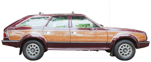 SIDE.AMC EAGLE WAGON