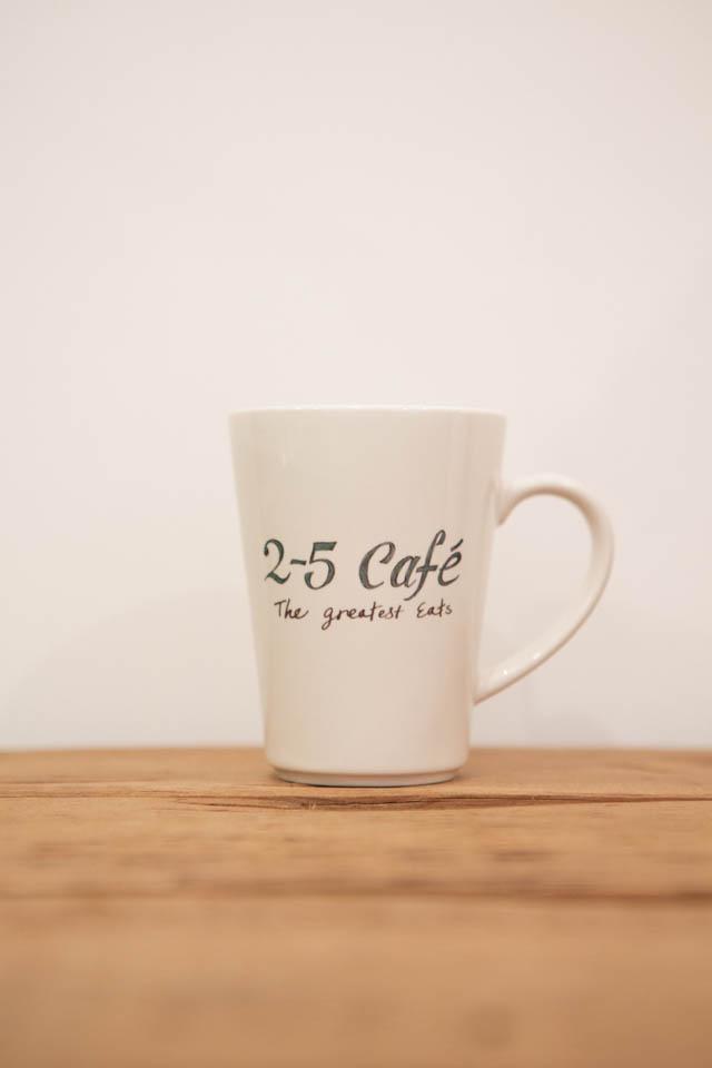 ITEM 2 5 Café Mug Cup