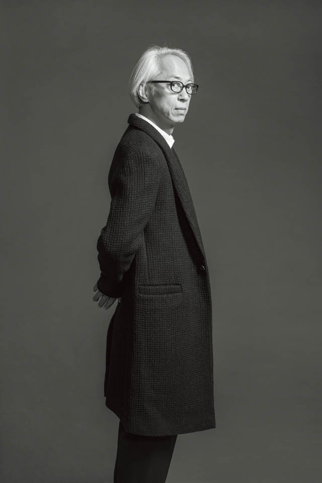 HIROFUMI KURINO氏 (UNITED ARROWS  Senior Adviser/Creative Direction)