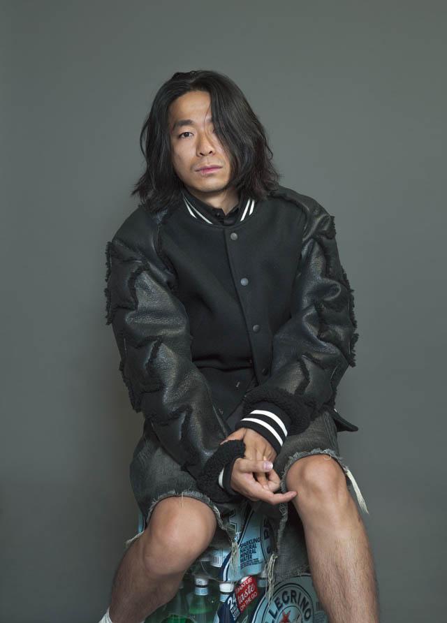 HIROMICHI OCHIAI (FACETASM Designer)