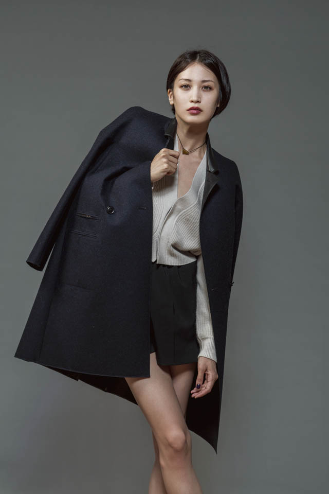 EIMI KURODA氏 (Model)