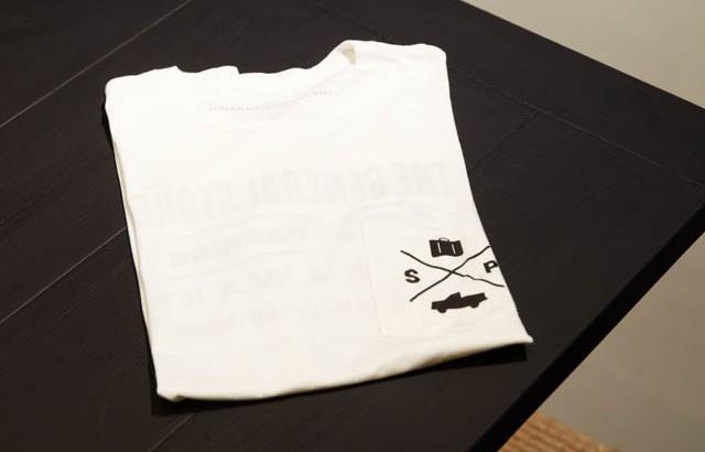 ITEM ポケットTシャツ