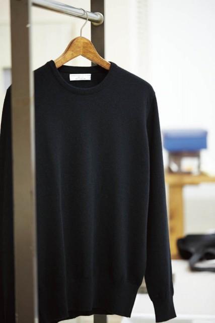 ITEM JOHNSTONSのセーター