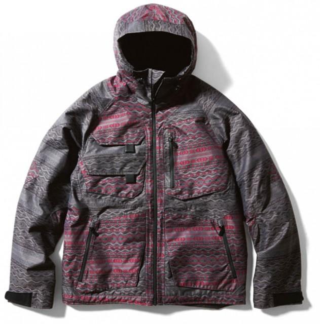 ITEM BURTON THIRTEENのジャケット