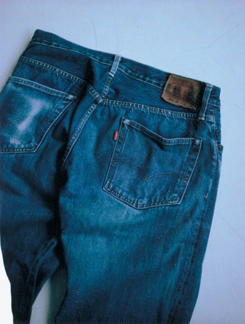 "BRAND Levi's® ITEM DENIM ""501Z XX"""