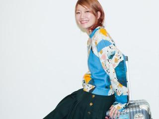 ツアーがライフスタイルのミュージシャンが携行するモノ。-福岡晃子(チャットモンチー)-