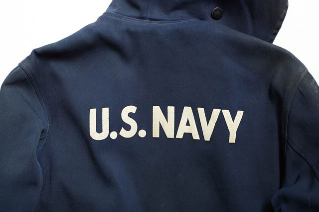 "US NAVY ""SUBMERSION""  DECK JACKET"