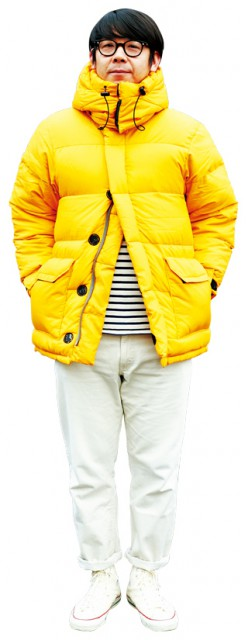 阿部孝史 THE NORTH FACE Brooks Range