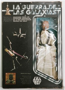 ITEM  STAR WARS 12inch FIGURE  by LILI LADY for MEXICO