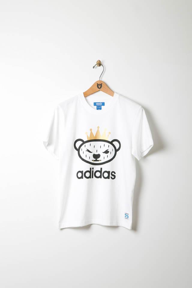adidas Originals by NIGOのTシャツ