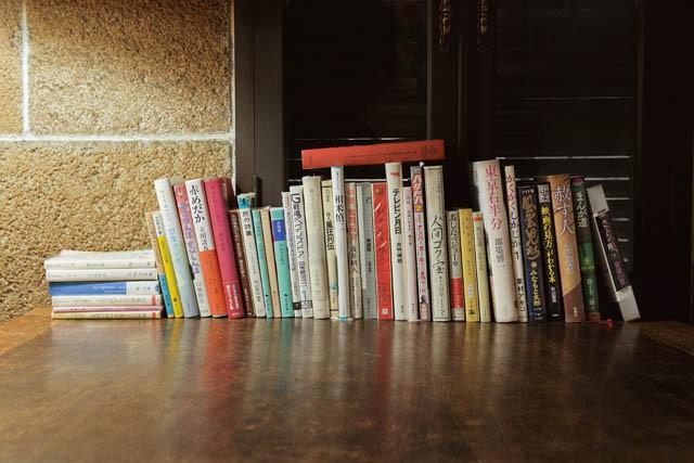 伊賀大介の本棚