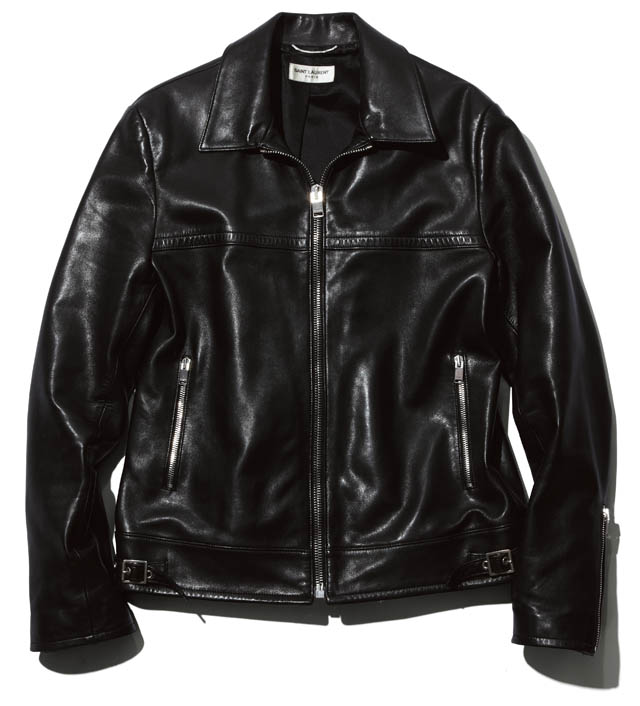 BRAND  SAINT LAURENT ITEM  RIDERS JACKET