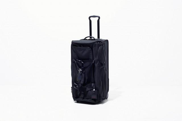 野口強愛用 トゥミのキャリーバッグ