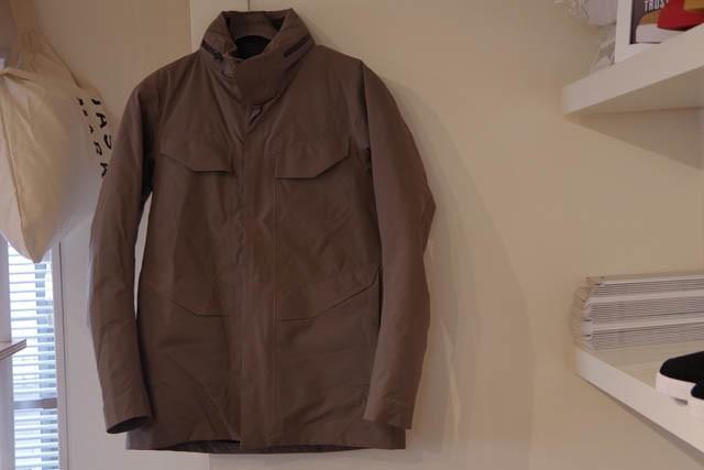 ARC'TERYX VEILANCEのジャケット