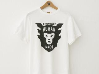 ヒューマンメイド Tシャツ
