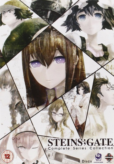 STEINS;GATE DVDBOX