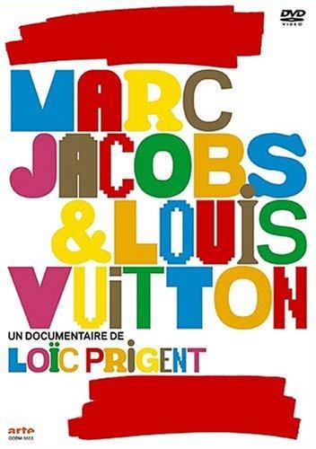 DVD『マーク・ジェイコブス&ルイ・ヴィトン ~モード界の革命児~』(2008)