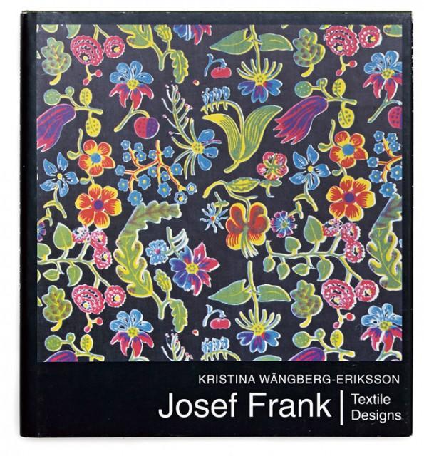 JOSEF FRANK 「Textile Designs」 (Bokforlaget Signum 1999)