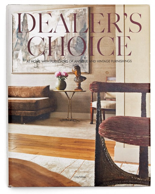 CRAIG KELLOGG 「DEALER'S CHOICE」 (Architecture/Interiors 2011)
