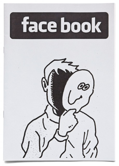 FACE「face book」  (NO EGG Art Studio 2016)