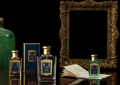 フローリスの香水