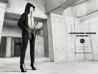 LEONARD WONG(レオナードウォン)。