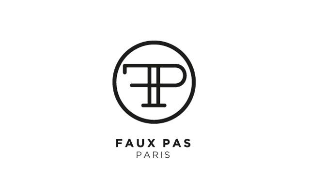 Faux Pas Paris ロゴ