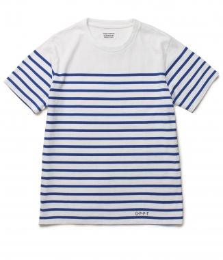 WACKO MARIAナヴァルストライプTシャツ