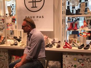 Faux Pas Paris(フォーパパリ)デザイナーフィリップ・ミレー