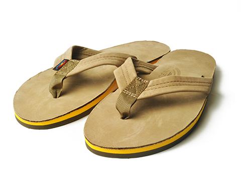 STANDARD CALIFORNIA×RAINBOW SANDALS Rainbow Sandals×SD 301ALTS Premier Leather