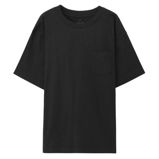 無印良品 オーガニックコットンビッグシルエットTシャツ
