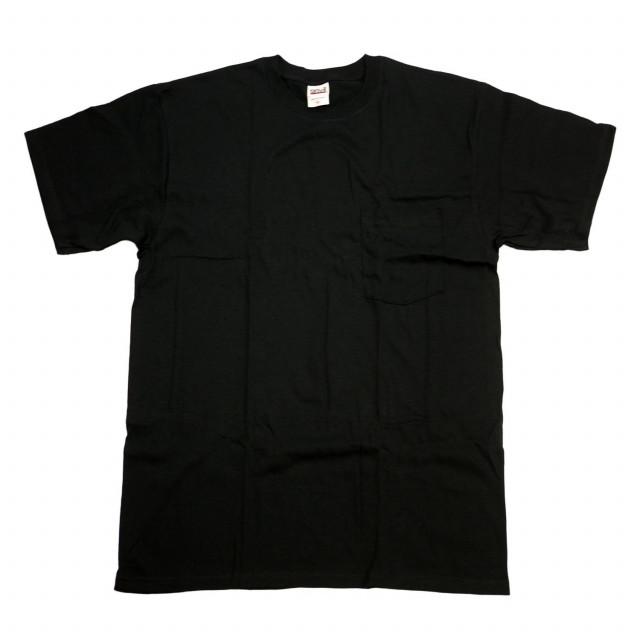 anvil 5.4ozヘビーウェイトポケット付Tシャツ(ANVL T0911)