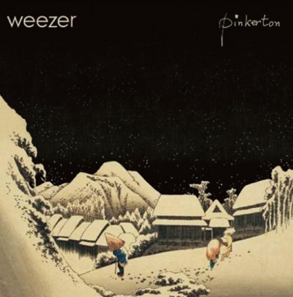 weezer「Pinkerton」CDジャケット