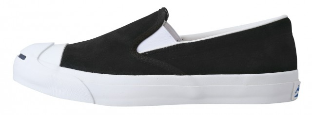 JACK PURCELL SLIP ON SUEDE