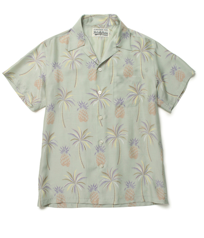 三代目J Soul Brothers岩田剛典着用のワコマリアのアロハシャツ