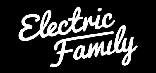 ELECTRIC FAMILY ロゴ