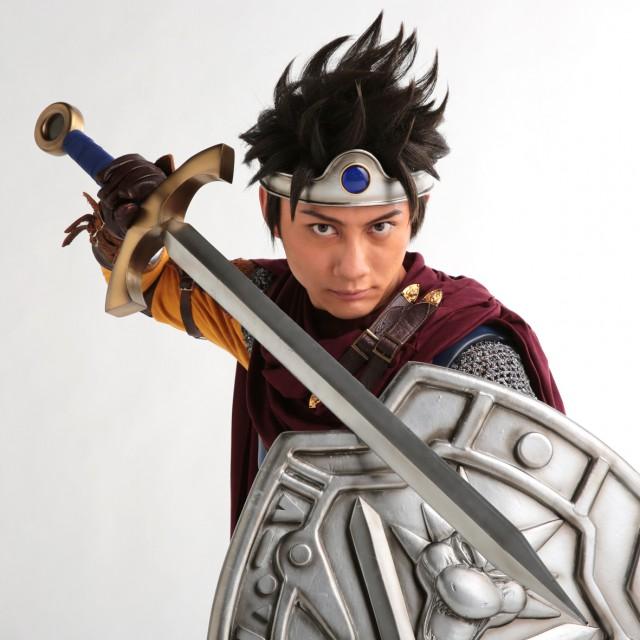 ドラゴンクエスト キャスト 勇者:松浦司ドラゴンクエスト キャスト Yusha Matsuura