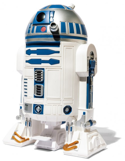 HEART ART  COLLECTIONの R2 D2のゴミ箱