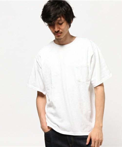 おすすめ白Tシャツ:GOOD WEAR(グッドウェア)