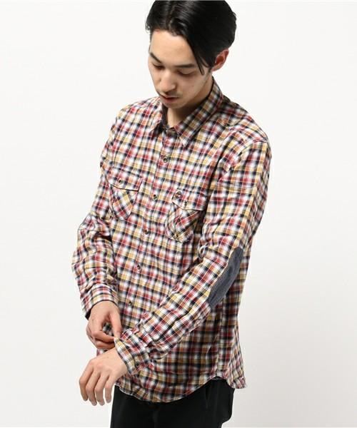 Timberland(ティンバーランド)のチェックシャツ