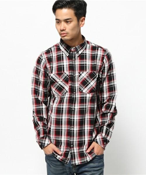 Carhartt WIP(カーハート)のチェックシャツ