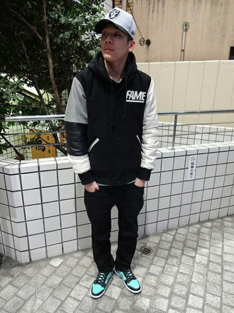 メンズ夏秋ファッション キャップコーディネート NEW ERA(ニューエラ)