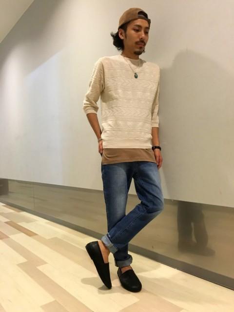 メンズ夏秋ファッション キャップコーディネート. RAGEBLUE(レイジブルー)