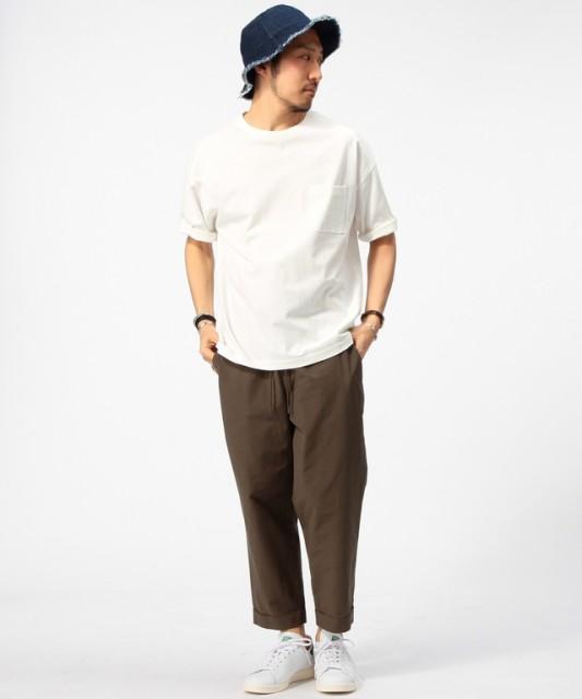 おすすめ白Tシャツ:B:MING LIFE STORE by BEAMS(ビーミングライフストアバイビームス)
