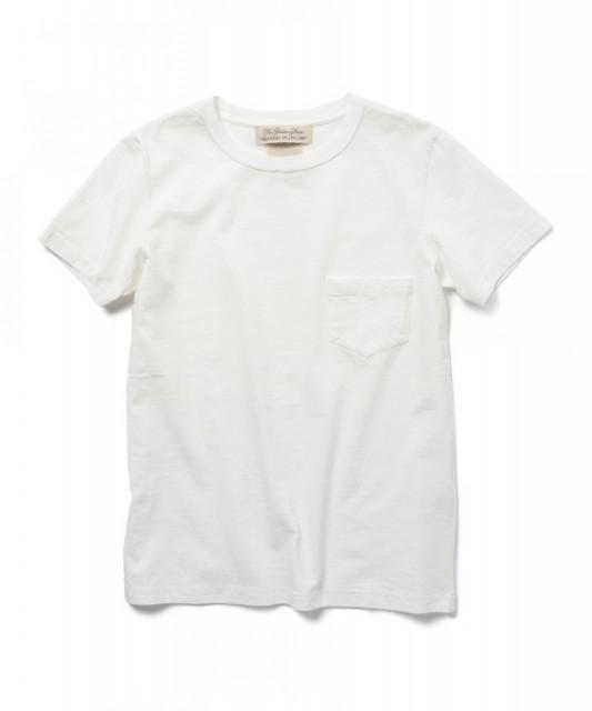 おすすめ白Tシャツ:BEAMS PLUS(ビームスプラス)
