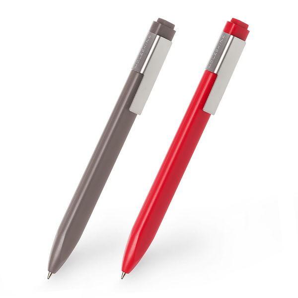 ボールペン おすすめ ブランド MOLESKINE(モレスキン) クラシック クリックボールペン 1.0mm